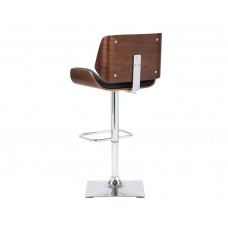 KINLEY ADJUSTABLE STOOL-ONYX